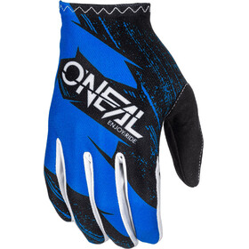 ONeal Matrix Gloves BURNOUT blue/black